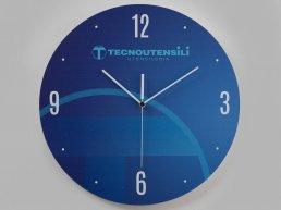 orologio da muro personalizzato con logo